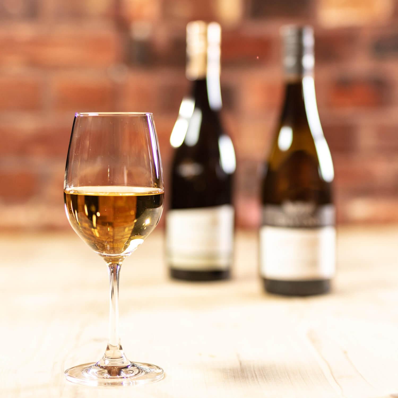 Wein im Backöfele